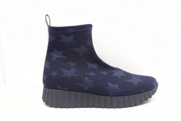 Botines Pm Azul star